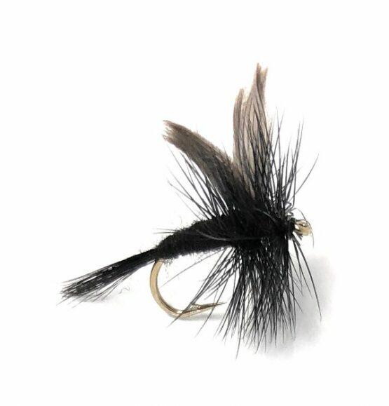 Black Gnat Fishing Fly