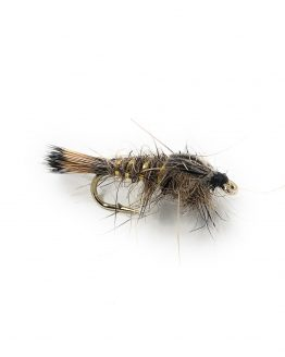 Hare Ear Natural Fishing Fly