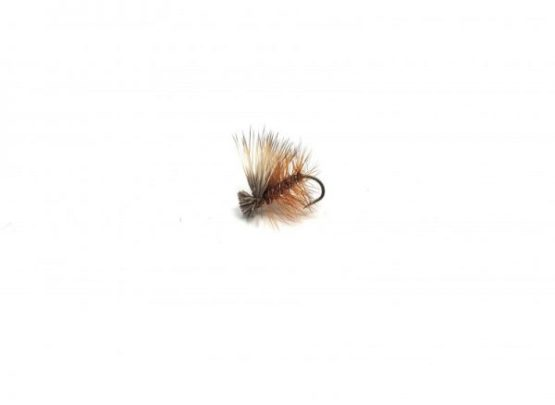 Elk Hairs Caddis Brown