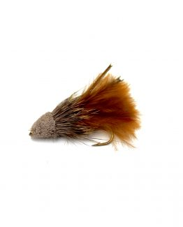 Marabou Mad Deer Brown